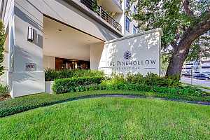 MLS # 20472899 : 4950 WOODWAY DRIVE #506