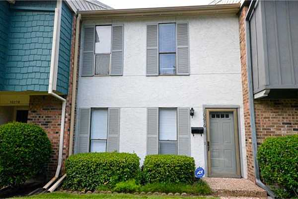 Photo #1 Welcome home! 2 story townhome in great location and equipped with washer, dryer and refrigerator.