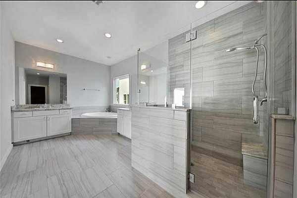 Photo #7 Example of Builder Finishes