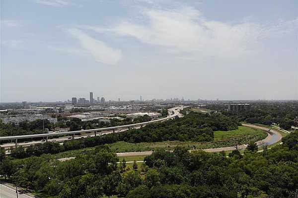 Photo #3 Southwest view of Galleria. Ideal location off Hike & Bike trail minutes from 3 of the top 15 business districts in the United States.