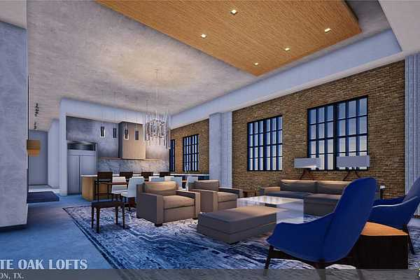Photo #7 Just one of the many choices you have for interior finishes & designs. Come see developers pervious Heights project at 1111 Studewood.