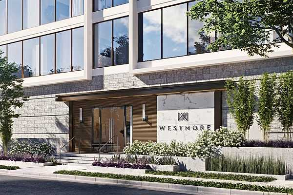 Photo #8 Westmore dazzles prior to entry, designed by renowned architect, Mirador Group.