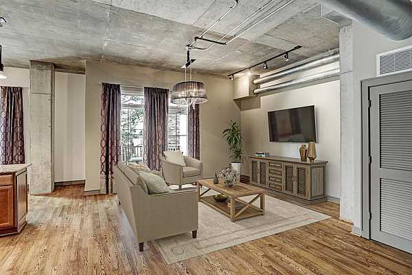 Photo #1 Impeccably maintained home shows in the beautiful hardwood floors and cabinetry.