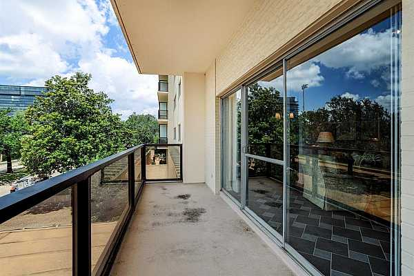 Photo #10 Spacious balcony with room for seating and table to enjoy the sunset views!