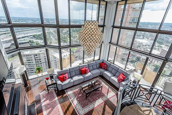 Photo #1 2 Story Penthouse with stunning city views