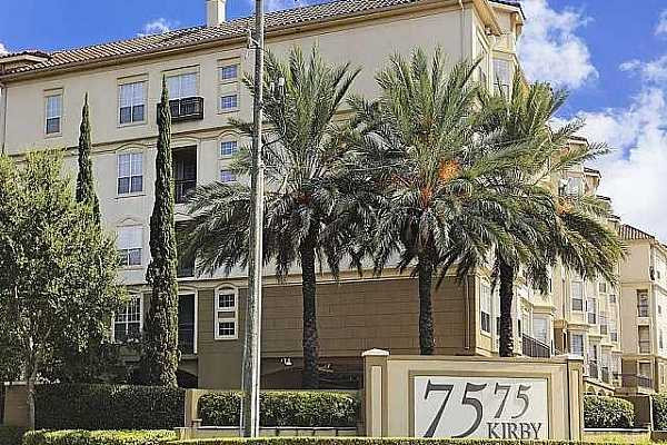 Photo #1 Sophisticated mid-rise community in close proximity to the Texas Medical Center & Rice University