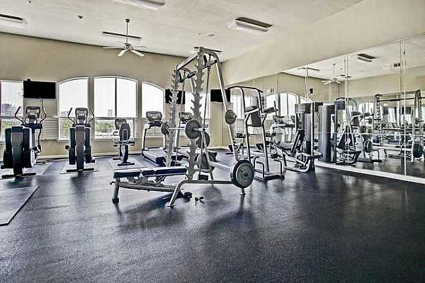 Photo #4 Huge exercise facility, so no gym membership is needed