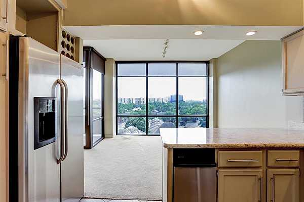 Photo #10 View of kitchen looking toward dining room. So many terrific views thorughout!