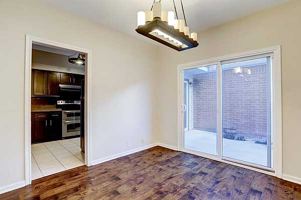 Photo #11 Kitchen recently remodeled features include stainless appliances and under cabinet lighting.