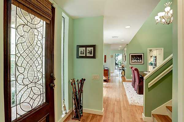 Photo #7 Enter into the spacious first floor with easy access to downstairs entertaining.