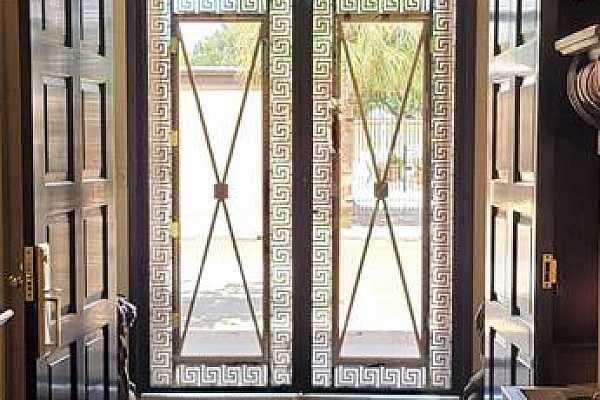 Photo #3 Formal entry with interior doors open