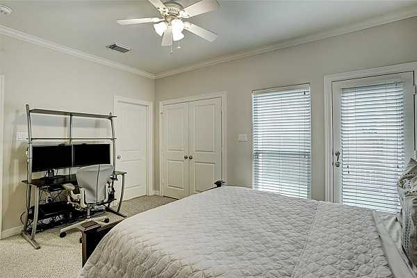 Photo #8 This Suite makes for a perfect Study, Exercise Studio or Guest Suite.