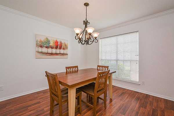 Photo #8 Formal Dining Room is 11x11 and will fit any and all tables and hutches, buffets, china cabinets, etc