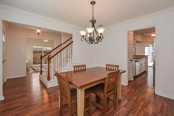 Photo #9 Open concept with lots of natural light