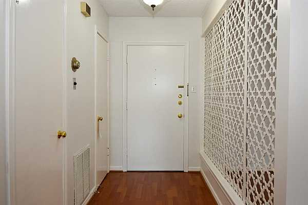 Photo #7 Entry Hall with two storage closets